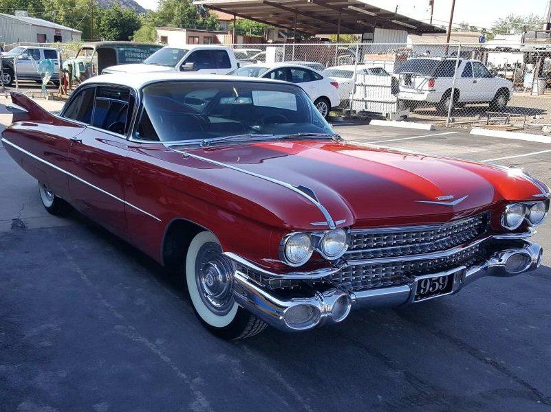 1959 Cadillac Coupe De'Ville