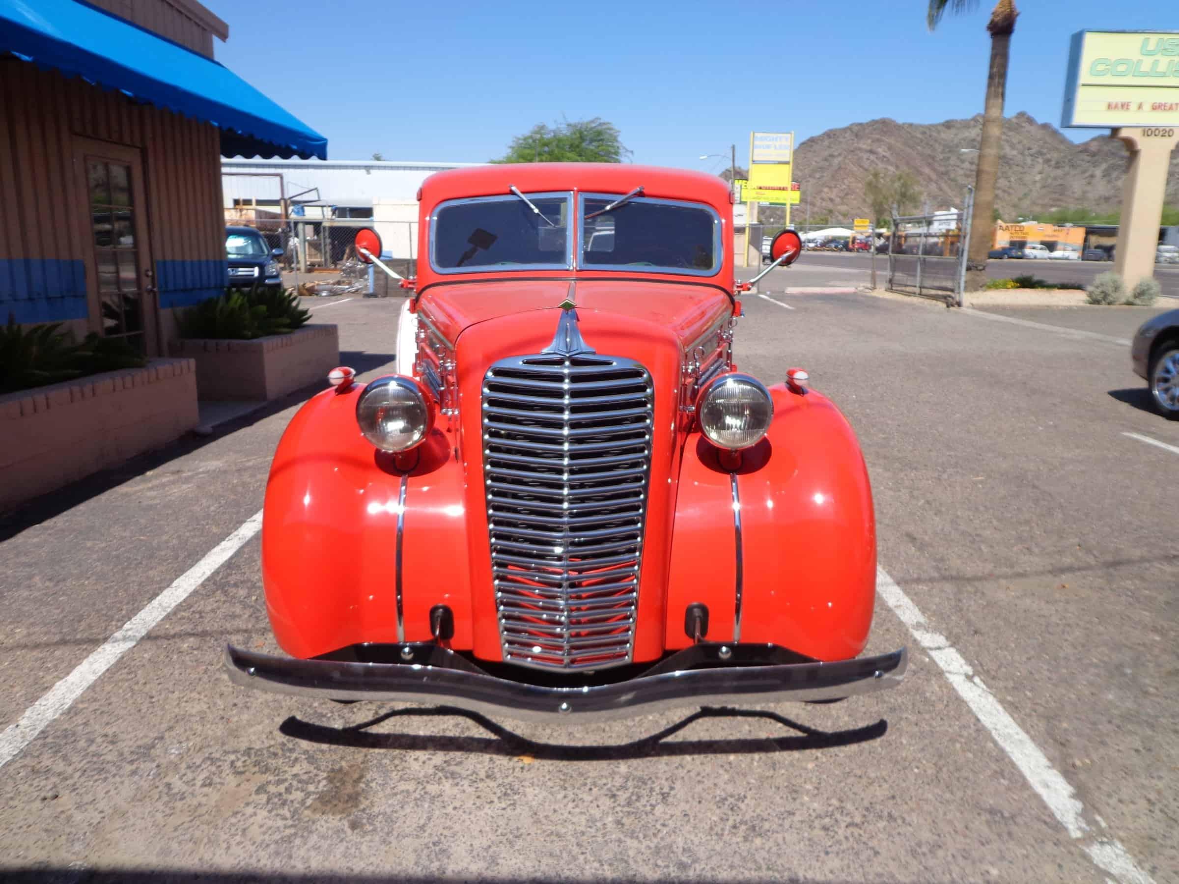 1937 Diamond T Deluxe